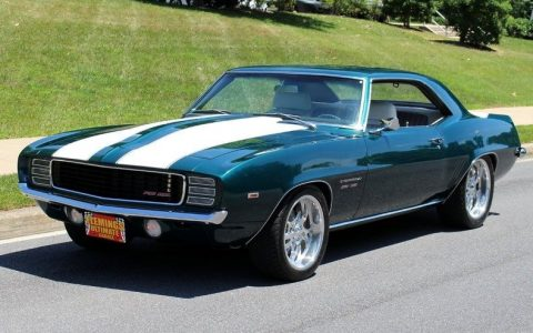Perfectly restored 1969 Chevrolet Camaro Rs/ss LS1 ProTouring custom for sale