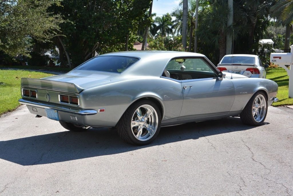 Resto Mod 1968 Chevrolet Camaro Ss Hardtop Custom For Sale