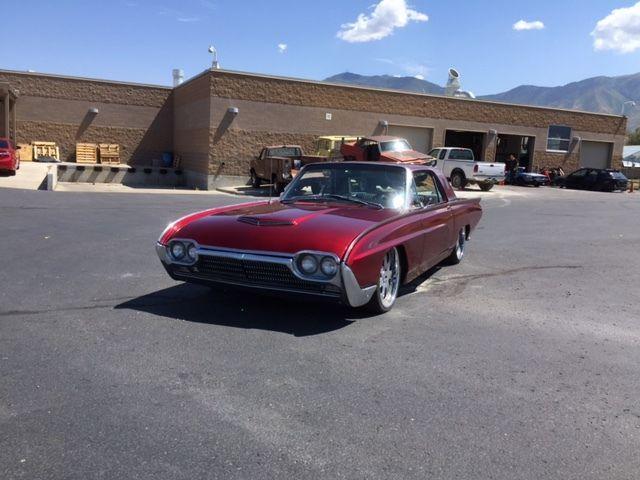 badass 1963 Ford Thunderbird custom