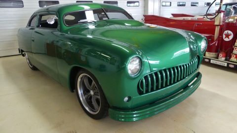 big block 1951 Ford 2DR Hardtop custom for sale