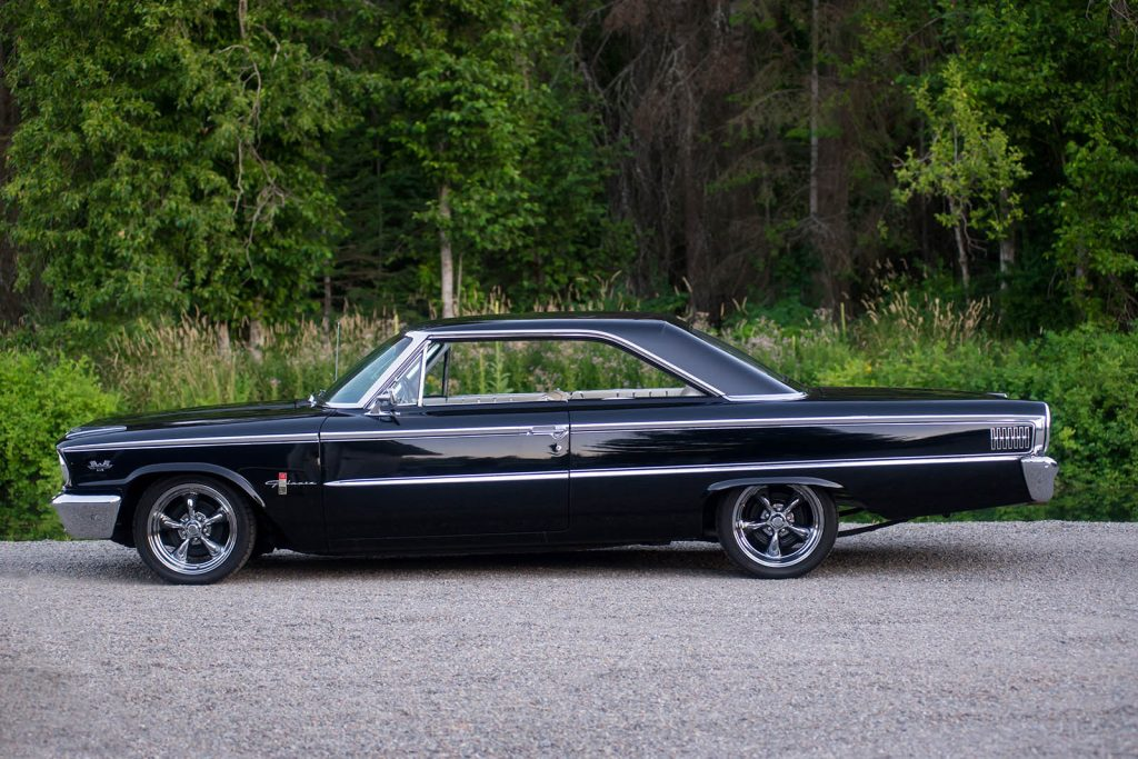 everything redone 1963 Ford Galaxie 500XL custom for sale