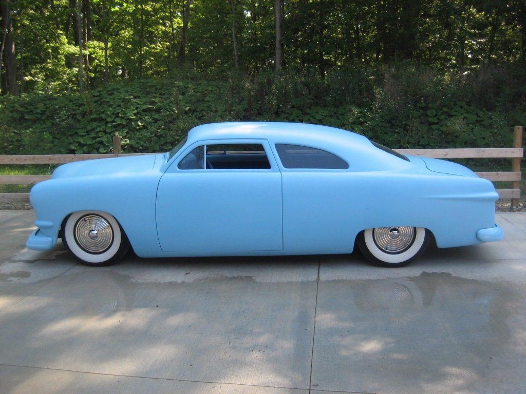 lead sled 1949 Ford Custom