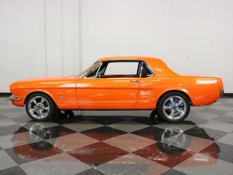 modified 1966 Ford Mustang custom for sale