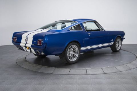 modified 1966 Ford Mustang GT custom for sale