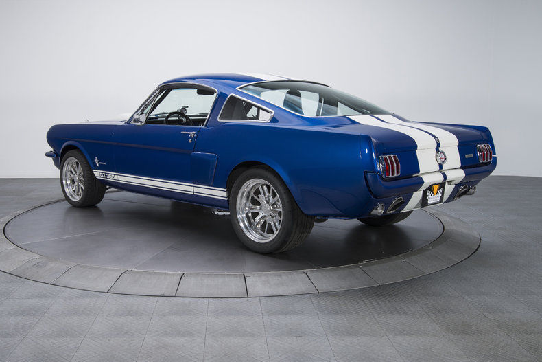 modified 1966 Ford Mustang GT custom