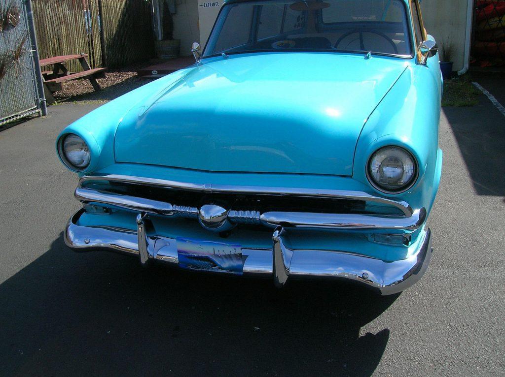 needs easy fix 1953 Ford Woody wagon custom