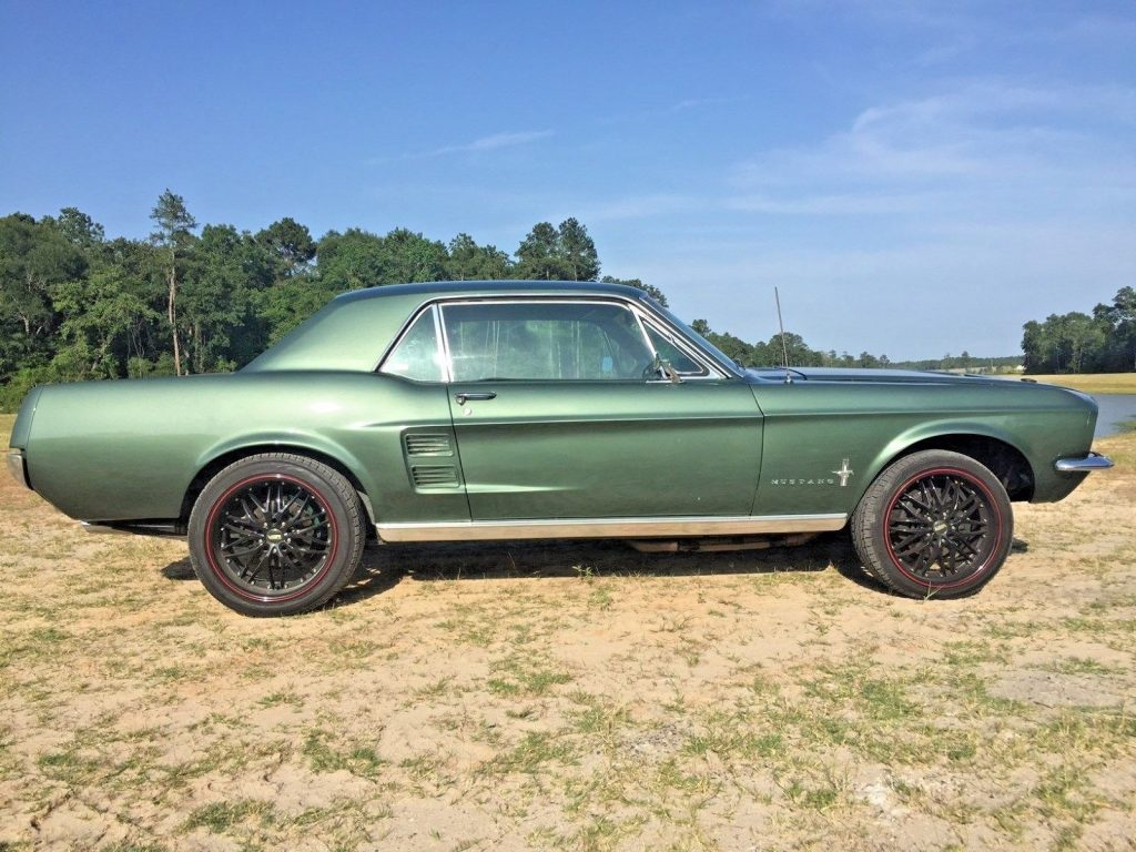 new parts 1967 Ford Mustang Custom