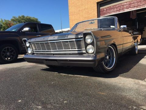 newer engine 1965 Ford Galaxie custom for sale