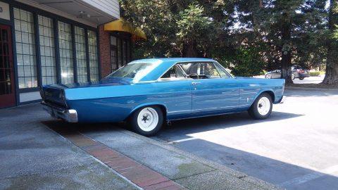 rust free 1965 Ford Galaxie 500 XL custom for sale