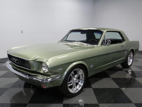 sharp 1966 Ford Mustang custom for sale