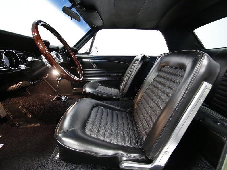 sharp 1966 Ford Mustang custom