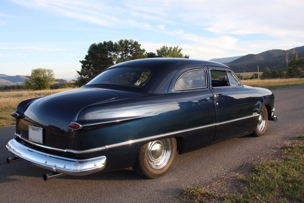 solid driver 1951 Ford custom coupe