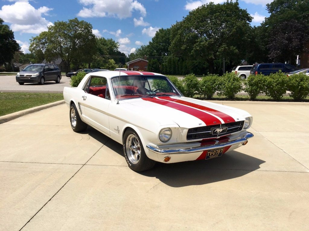 Stroker 1965 Ford Mustang 347 custom