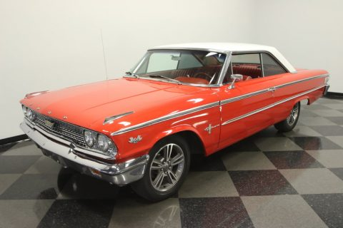 Z-code 1963 Ford Galaxie custom for sale