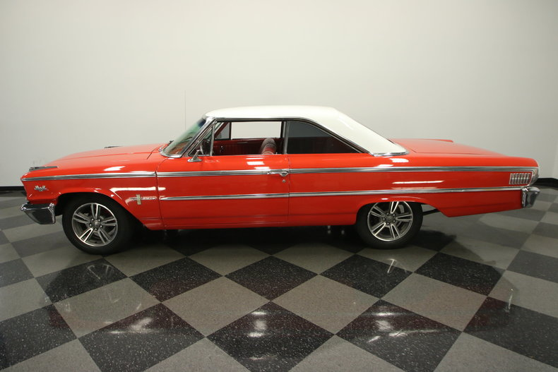 Z-code 1963 Ford Galaxie custom