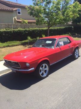 custom paint 1968 Ford Mustang 351 custom for sale