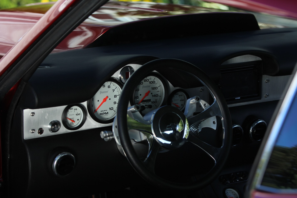 badass 1969 Chevrolet Camaro custom