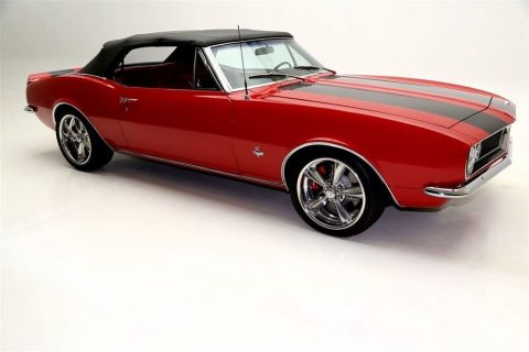 gorgeous 1967 Chevrolet Camaro custom for sale