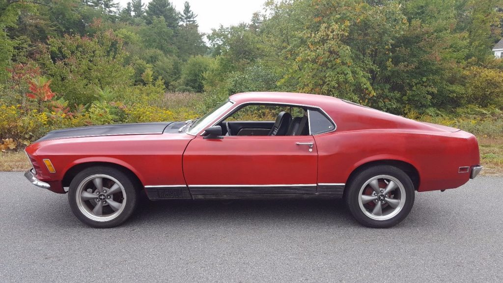 loaded 1970 Ford Mustang MACh 1 custom