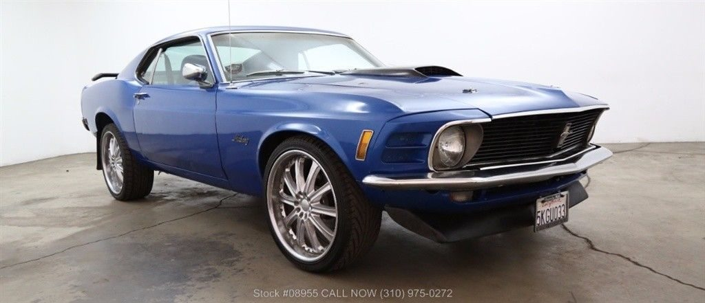 mechanically great 1970 Ford Mustang Fastback custom