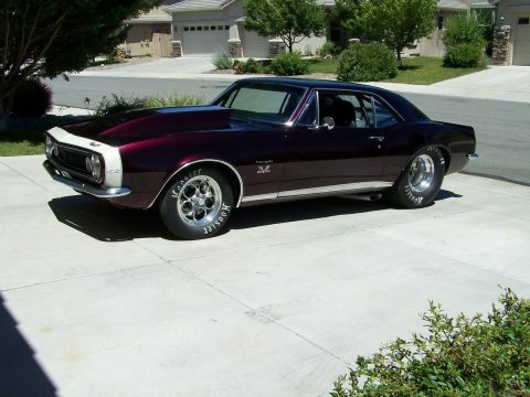 pro street monster 1967 Chevrolet Camaro custom for sale