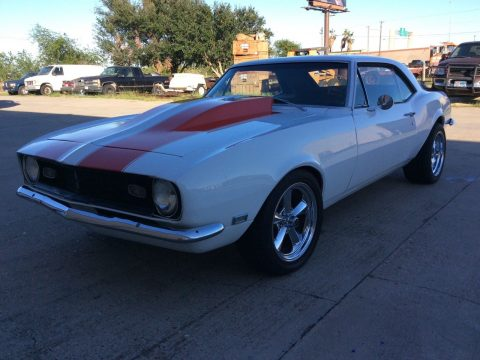 resto-mod 1967 Chevrolet Camaro Coupe custom for sale
