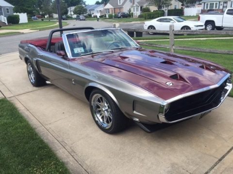 Shelby re-creation 1970 Ford Mustang custom for sale