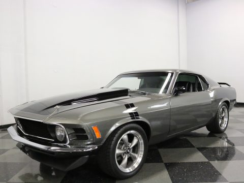 strong running 1970 Ford Mustang custom for sale