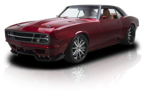 supercharged 1967 Chevrolet Camaro custom for sale