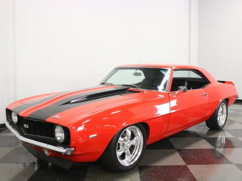 brand new engine 1969 Chevrolet Camaro SS Pro Touring custom for sale