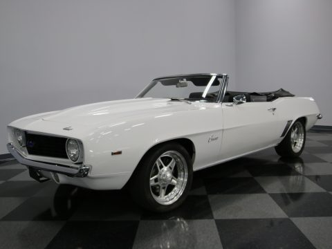 pristine 1969 Chevrolet Camaro Convertible custom for sale