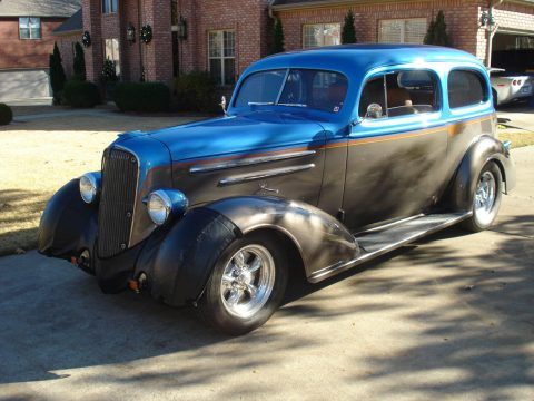 very sharp 1936 Chevrolet Master Custom for sale