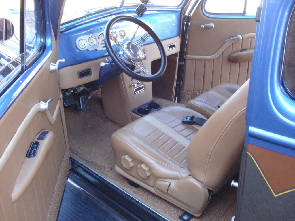 very sharp 1936 Chevrolet Master Custom