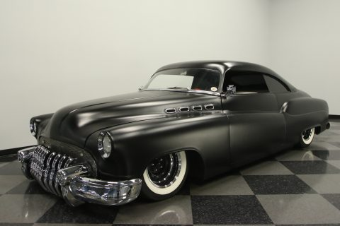 cool badass 1950 Buick Special Custom for sale