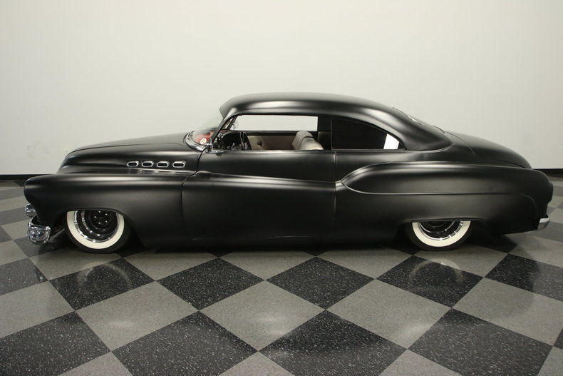 cool badass 1950 Buick Special Custom