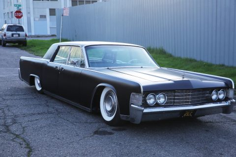 crate engine 1965 Lincoln Continental custom for sale