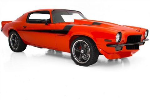 Resto Mod 1970 Chevrolet Camaro custom for sale
