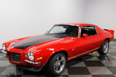 383 stroker powered 1973 Chevrolet Camaro Z/28 custom for sale