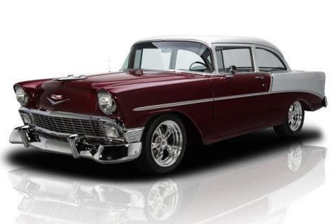 awesome 1956 Chevrolet 150 custom for sale