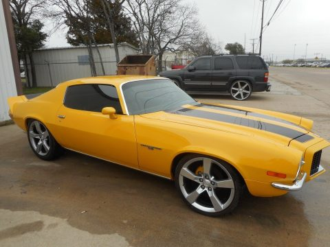 completely restored 1973 Chevrolet Camaro RS custom for sale