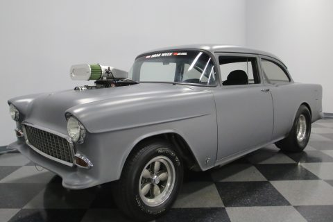 monstrous engine 1955 Chevrolet Bel Air/150/210 custom for sale