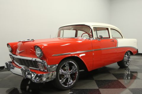 nut & bolt restored 1956 Chevrolet 210 custom for sale