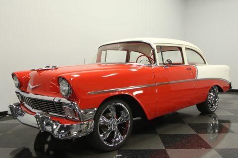 nut & bolt restored 1956 Chevrolet 210 custom for sale