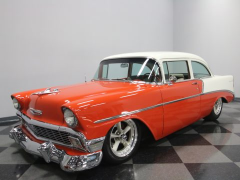 Pro Touring 1956 Chevrolet Bel Air/150/210 custom for sale