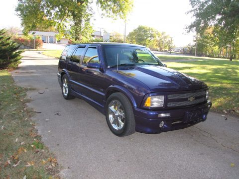 real beauty 1996 Chevrolet S 10 Blazer Custom for sale