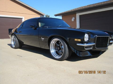 restomodded 1973 Chevrolet Camaro Type LT custom for sale