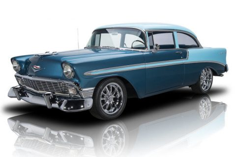 sharp 1956 Chevrolet Bel Air custom for sale
