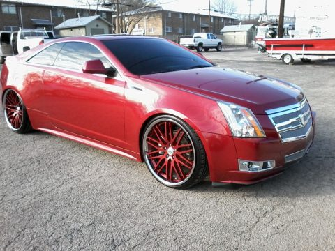 sharp 2012 Cadillac CTS Premium custom for sale