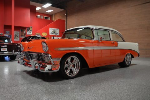 show car 1956 Chevrolet Bel Air Custom for sale
