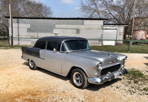 storage queen 1955 Chevrolet Bel Air/150/210 custom for sale